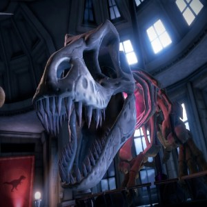 T-Rex fossil boss Ug luigi's Mansion 3 Nintendo Switch