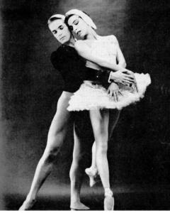 American ballerina Maria tallchief