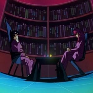 Yu Kaito vs kurama Yu Yu Hakusho anime Japan