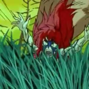 Yusuke Urameshi defeats rando Yu Yu Hakusho anime Japan genkai tournament