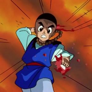 Shorin rando fireballs Yu Yu Hakusho anime Japan