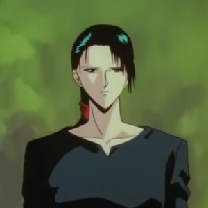 Kuroko Sanada first ever spirit detective Yu Yu Hakusho anime Japan