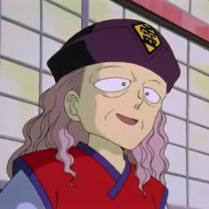 Genkai first appearance Yu Yu Hakusho anime Japan