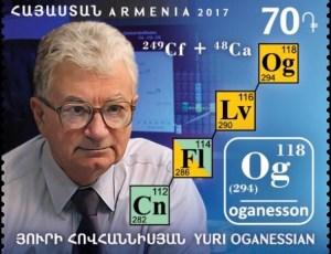 Yuri Oganesson