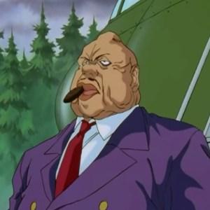 Gonzo Tarukane first appearance Yu Yu Hakusho anime Japan