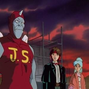 Jorge Saotome narrator Yu Yu Hakusho anime Japan