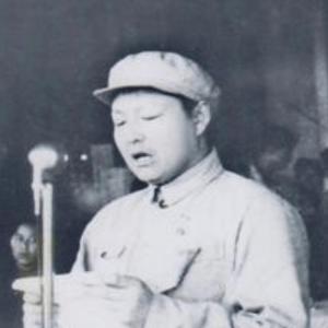 Xi zhongxun Chinese communist