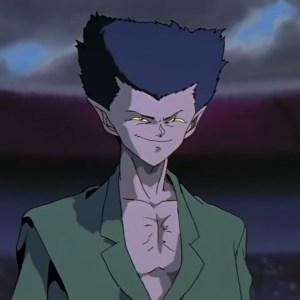 Roto dark tournament Yu Yu Hakusho anime Japan
