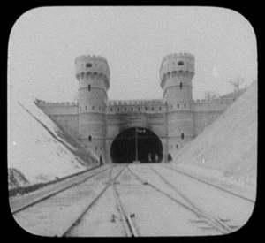 Khojak tunnel Pakistan