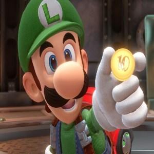 Luigi gets elevator button 10 luigi's Mansion 3 Nintendo Switch