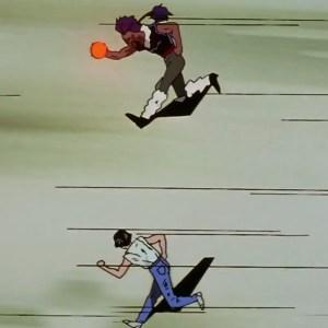 Dark tournament Yusuke Urameshi VS chu Yu Yu Hakusho anime Japan