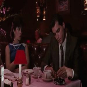 Goodfellas Henry Hill Karen first date Martin Scorsese Lorraine Bracco Ray Liotta
