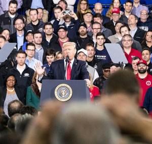 Donald trump rally Nebraska