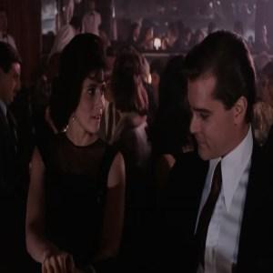Goodfellas Henry Hill marries Karen Martin Scorsese Lorraine Bracco Ray Liotta