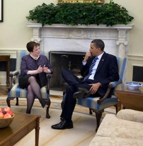 Barack Obama nominates Elena Kagan
