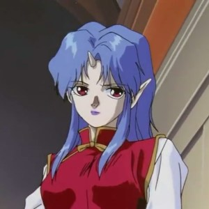 Trans characters in anime Miyuki Yu Yu Hakusho anime Japan