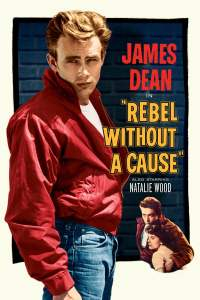 rebel without a cause movie poster Nicholas Ray