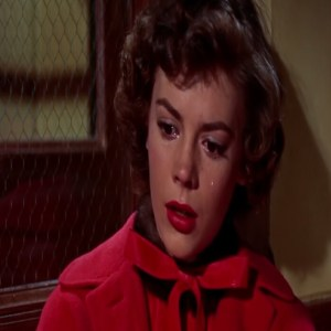 Judy red clothes lipstick rebel without a cause Natalie Wood