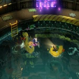 Luigi's Mansion 3 Clem boss battle Nintendo Switch