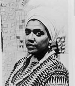American feminist Audre Lorde
