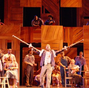 Porgy and bess Broadway