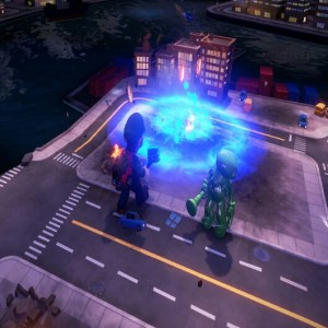 Godzilla defeated luigi's Mansion 3 Nintendo Switch