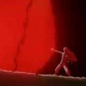 Rando red spirit gun genkai tournament Yu Yu Hakusho anime Japan