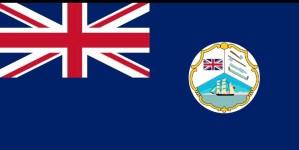 Flag of British Honduras