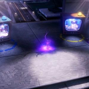 Polterkitty runs away from Luigi luigi's Mansion 3 Nintendo Switch