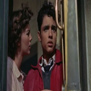 Judy and Plato rebel without a cause Natalie Wood Sal Mineo