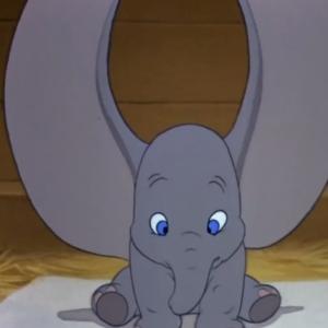 Dumbo is born 1941 original Disney classic
