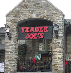 Trader Joe's store grocery