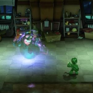 gooigi VS Kruller luigi's Mansion 3 Nintendo Switch