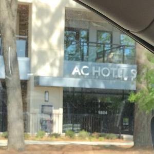 Marriott AC Hotel Southpark Charlotte NC