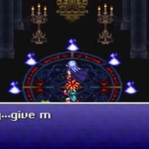 Chrono Trigger crono VS magus boss battle snes PS1 Nintendo ds