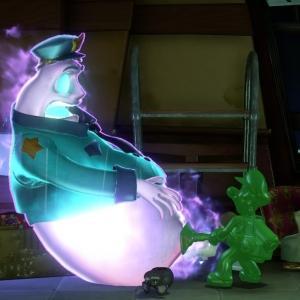 Gooigi defeats Kruller luigi's Mansion 3 Nintendo Switch