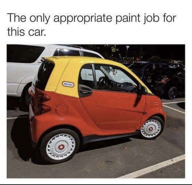 Memes Smart cars