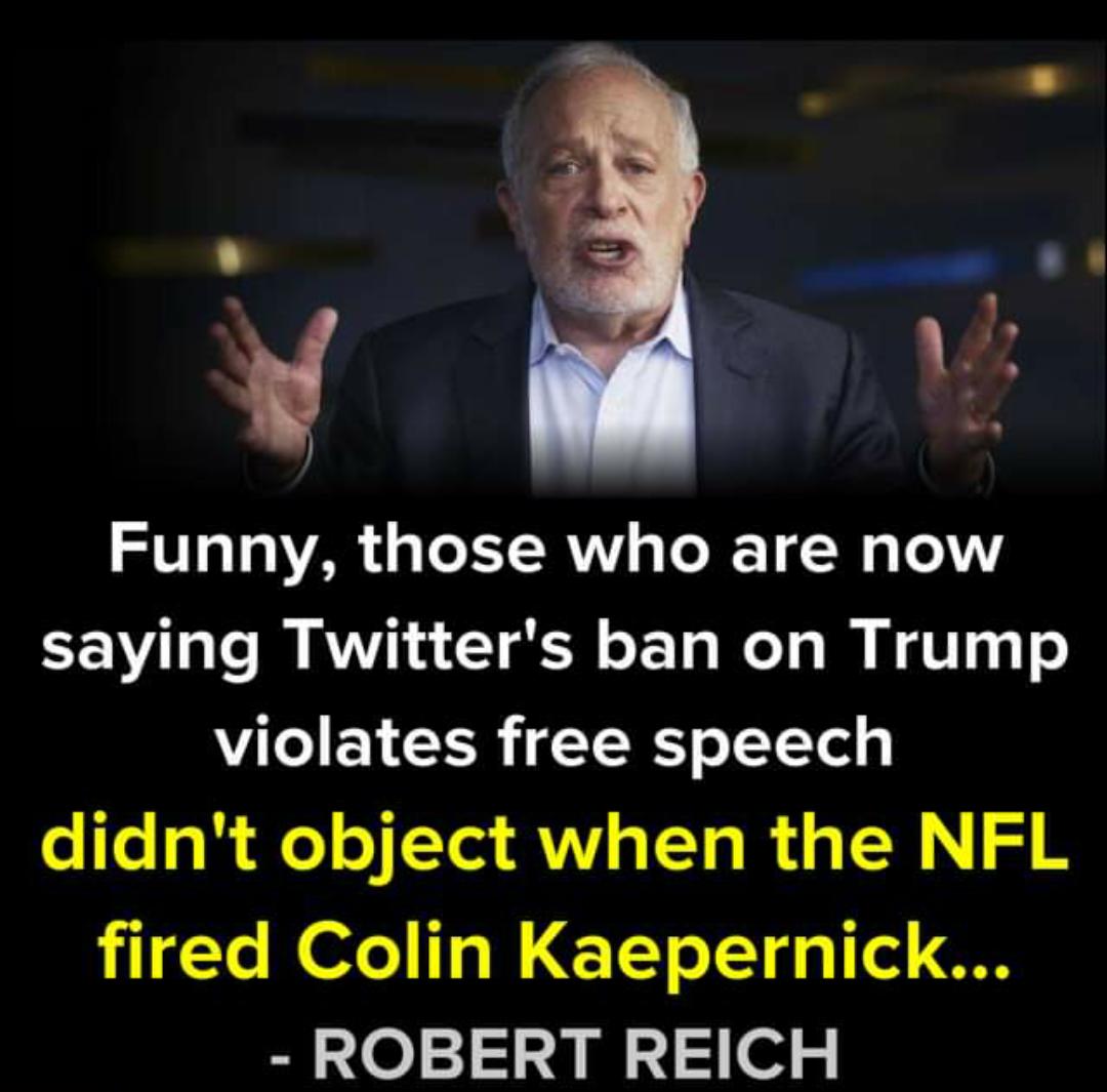 Memes Donald Trump supporters free speech versus NFL process