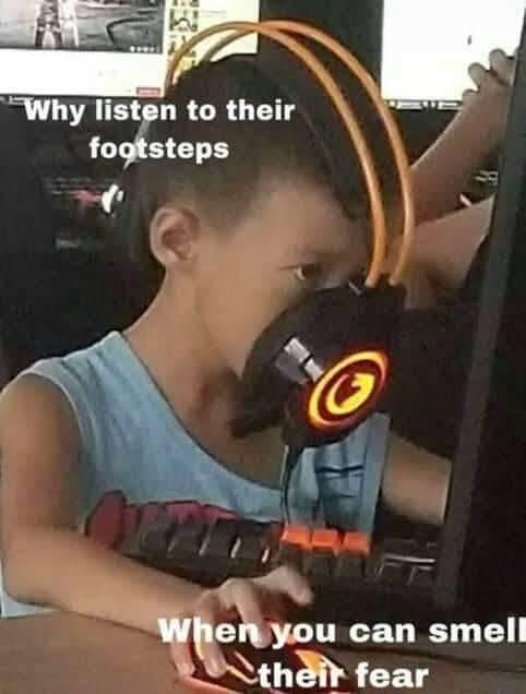 Memes PC gamer bane mask