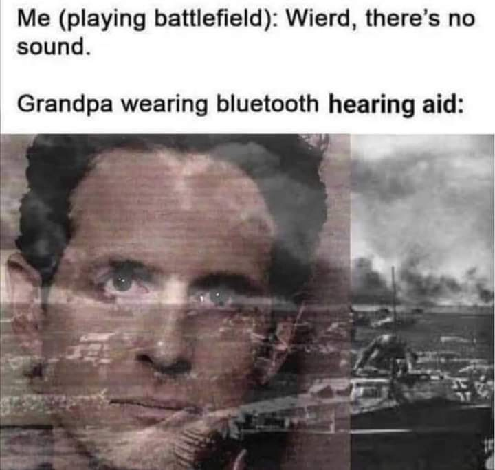 Memes Call of duty grandpa war flashbacks