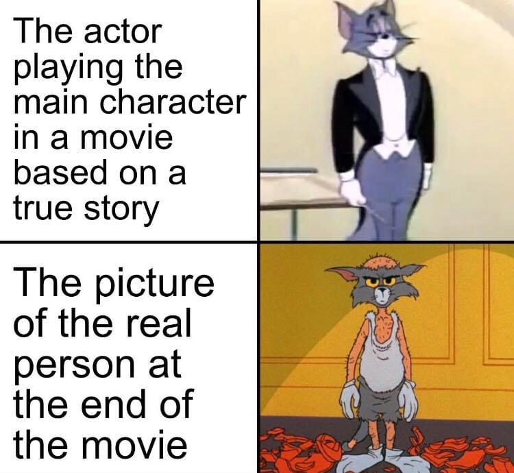 Memes Tom and Jerry