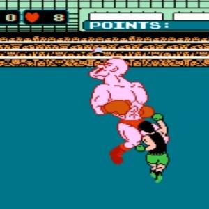 Little Mac vs. Soda popinski Punch-Out NES Nintendo uppercut