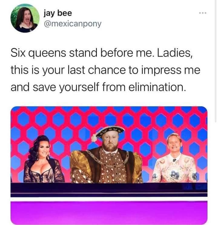 Memes King Henry VIII