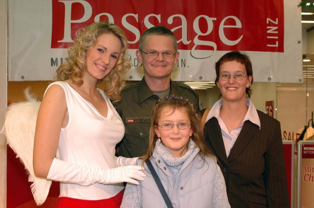 Christkind the German alternative for Santa claus