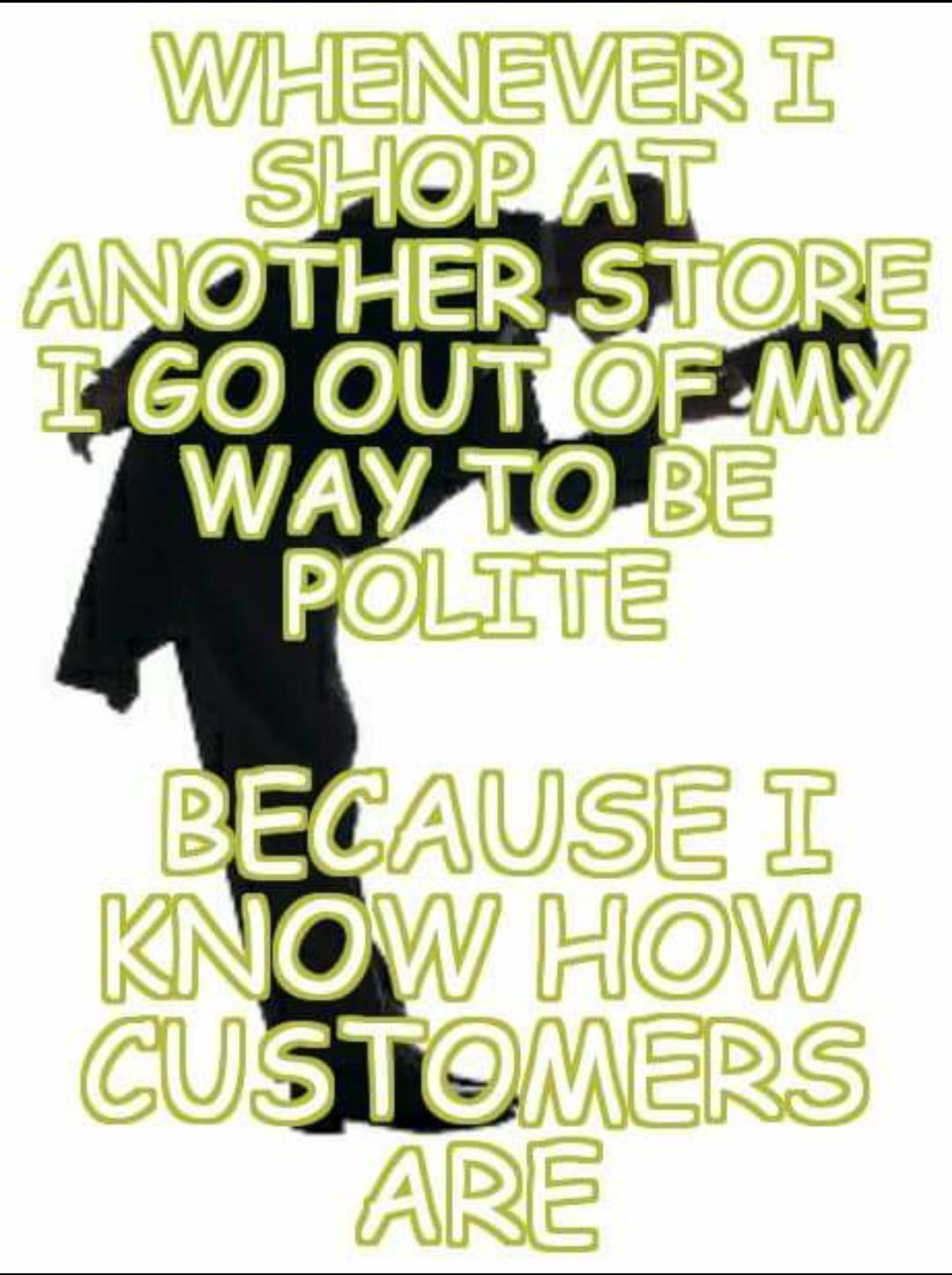 Memes Mean retail employees