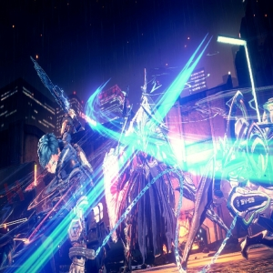 Twins vs Laius Astral Chain Nintendo Switch