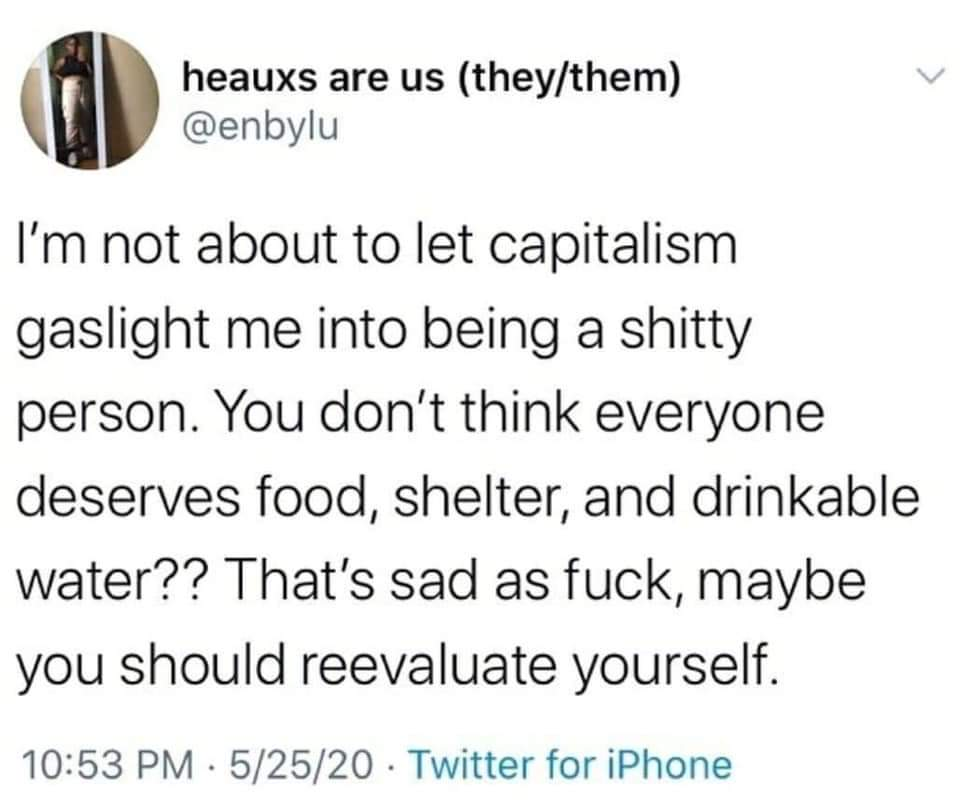 Memes Capitalism is wrong
