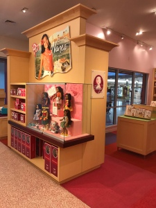 American girl store Southpark Mall charlotte North Carolina