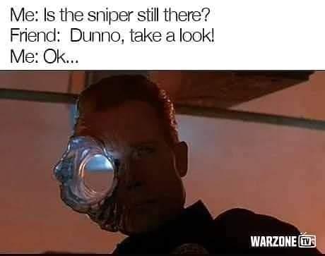 Memes Sniper in video games