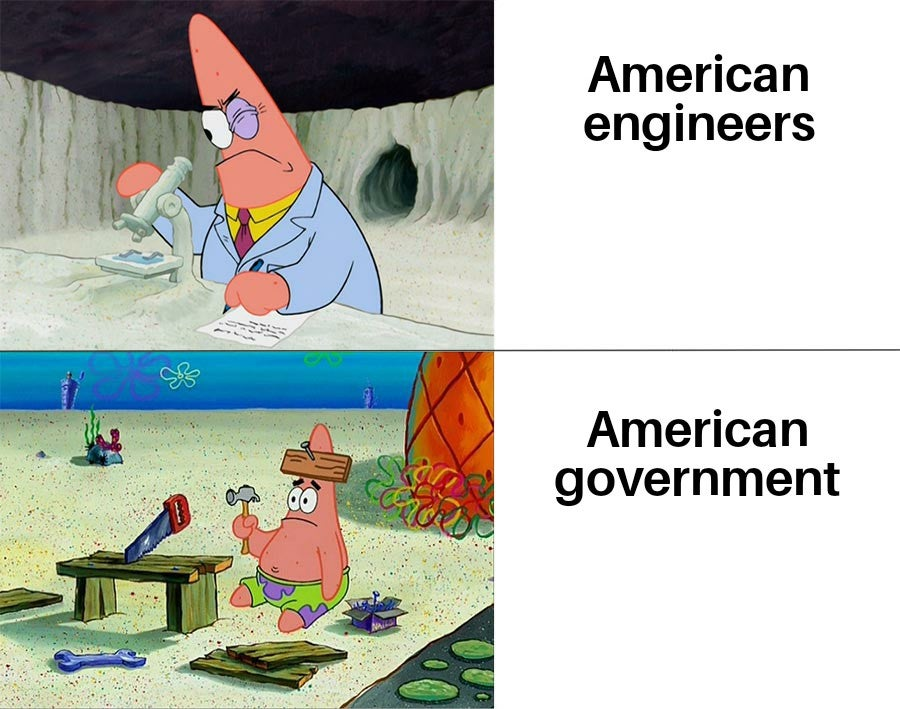 Memes American government